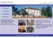 Example of our Web-Design UK bespoke 3 page web site for Wellington based client Linden House care home